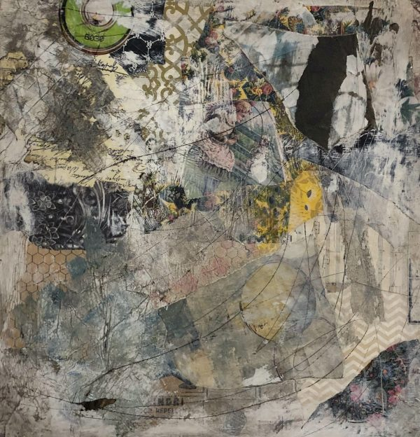 A Better Place to Play   Amelia Kraemer   Mixed Media   24x24