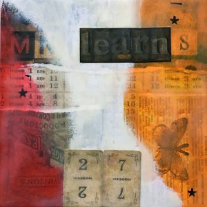 Learn | Amelia Kraemer | Encaustic Mixed Media