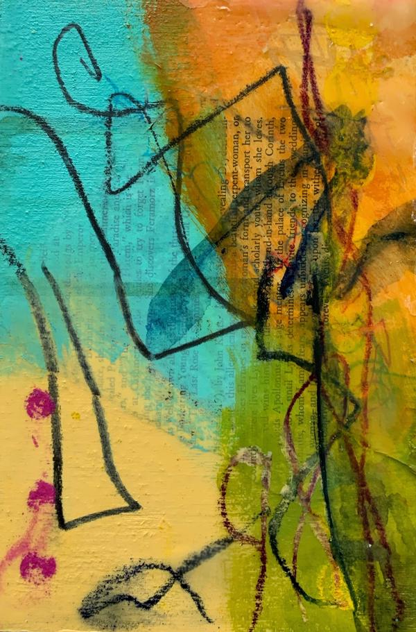 Sour Candy | Amelia Kraemer | 4x6