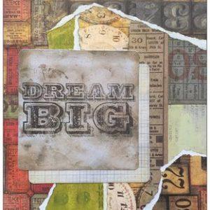 Dream Big - Card