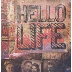 Hello Life - Card
